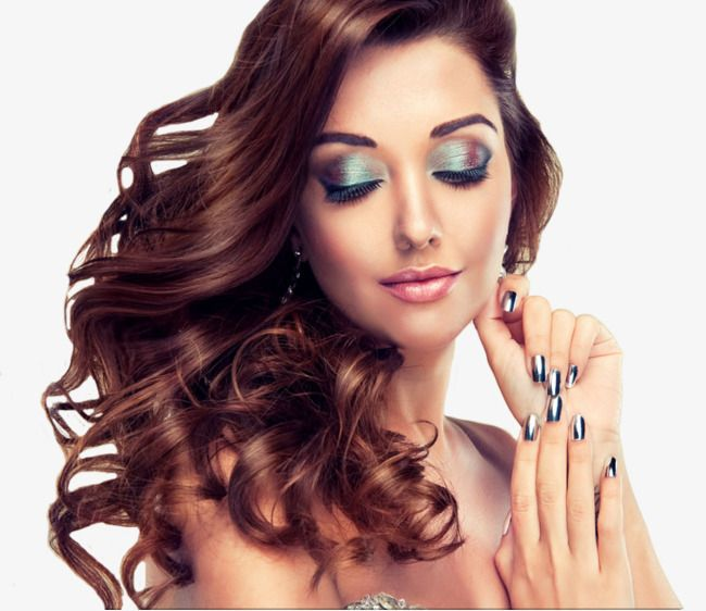 Milhoes De Imagens Png Fundos E Vetores Para Download Gratuito Pngtree Makeup Clipart Malaysian Hair Body Wave Fashion Makeup