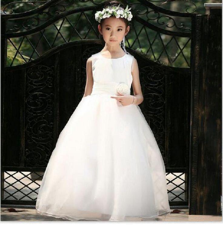 $18.20 (Buy here: https://alitems.com/g/1e8d114494ebda23ff8b16525dc3e8/?i=5&ulp=https%3A%2F%2Fwww.aliexpress.com%2Fitem%2FHot-sale-long-lavender-light-blue-pink-white-flower-girl-wedding-dress-for-girl-for-12%2F32734502131.html ) Hot sale long lavender light blue pink white flower girl wedding dress for girl for 12 year olds for just $18.20