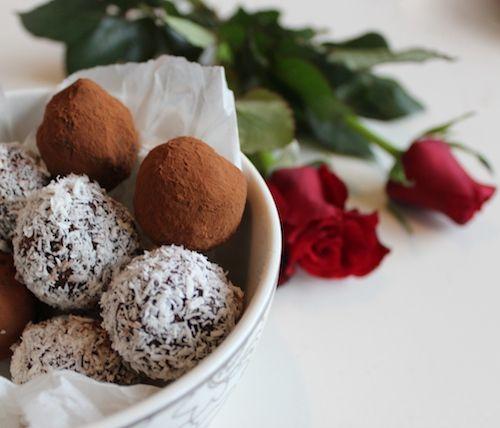 Met deze chocoladetruffels kun je heel wat harten veroveren!