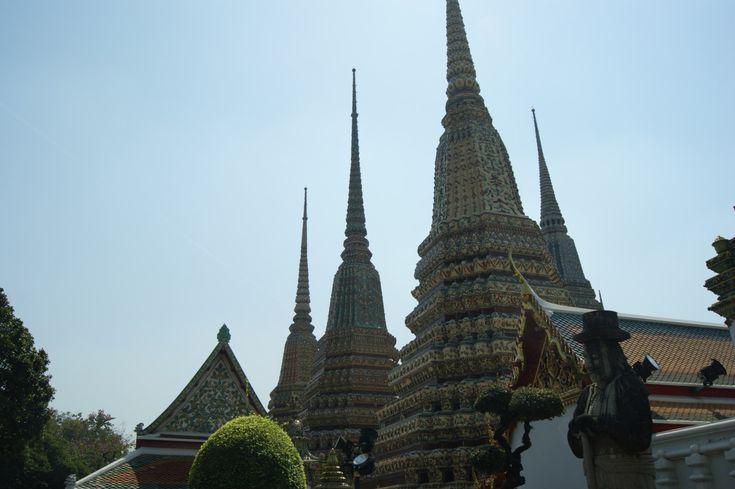 A la découverte de Bangkok, Koh Lanta et Ao Nang-temples