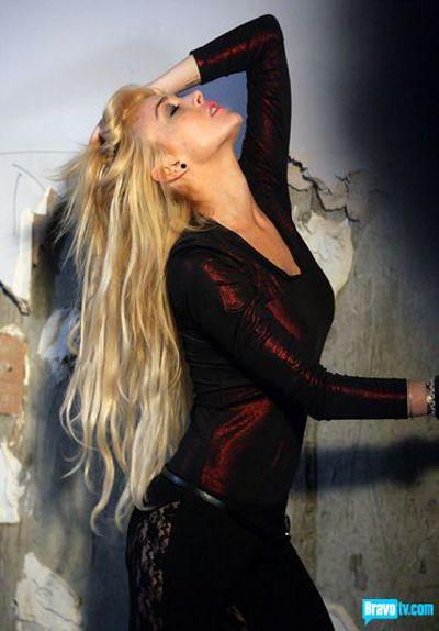 Lindsay lohan stripper pole photo shoot