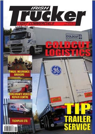 Irish Trucker Magazine - 2010-12 December the home of the Irish haulage industry on the Web, carrying news, views and the latest product reviews