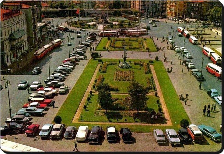 Taksim - 1960'lar