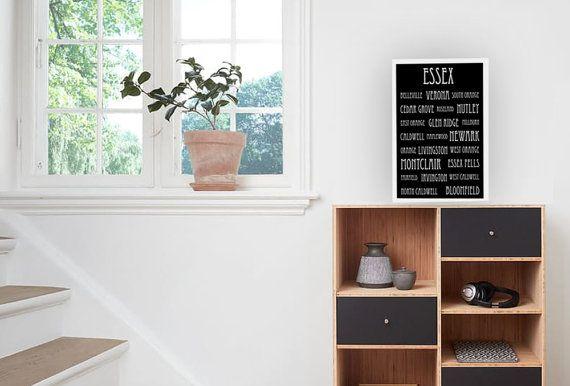Essex+County+Cities+Digital+Art+Printable++Essex+by+DesignByVarela