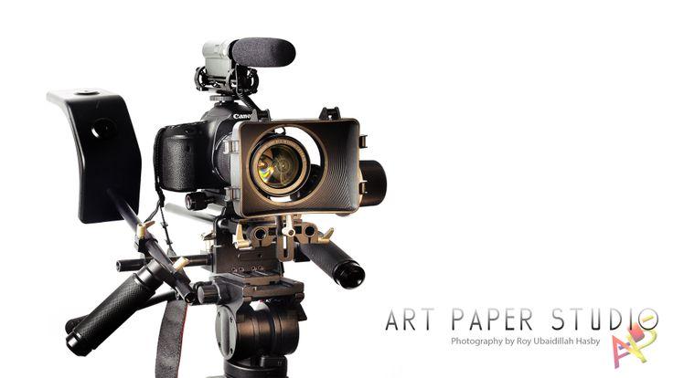 DSLR Rig For Documentation Videography  Art Paper Studio - Bekasi - Jakarta  www.artpaperstudio.biz