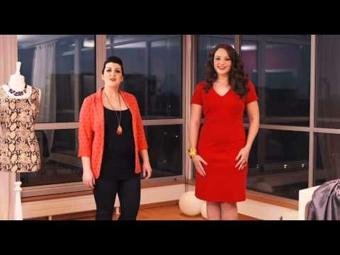 Fashion World - Clever Clothes - The Climate Control Dress - YouTube