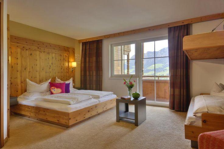 Kinderhotel Galtenberg ligt in het schilderachtige Alpbachtal en heeft een grote spa, een zwembad en veel faciliteiten voor kinderen en gezinnen.