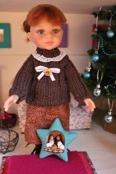 Tuto pull tricoté pour Les Chéries, Paola Reina