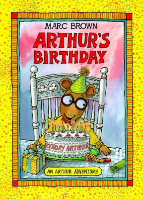 Had every Arthur book ever written. It was Olivia's favorite.