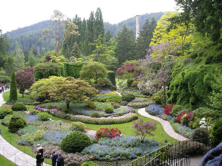 Выставки цветов, семинары красивые сады и ландшафтный дизайн (9) - Растения и цветы