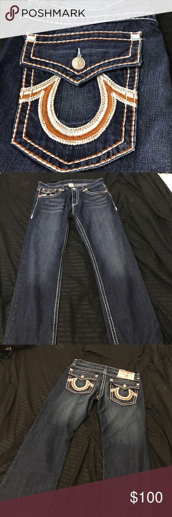 Men's True Religion Jeans 36/34 True Religion Men's True Religion Jeans Straight
