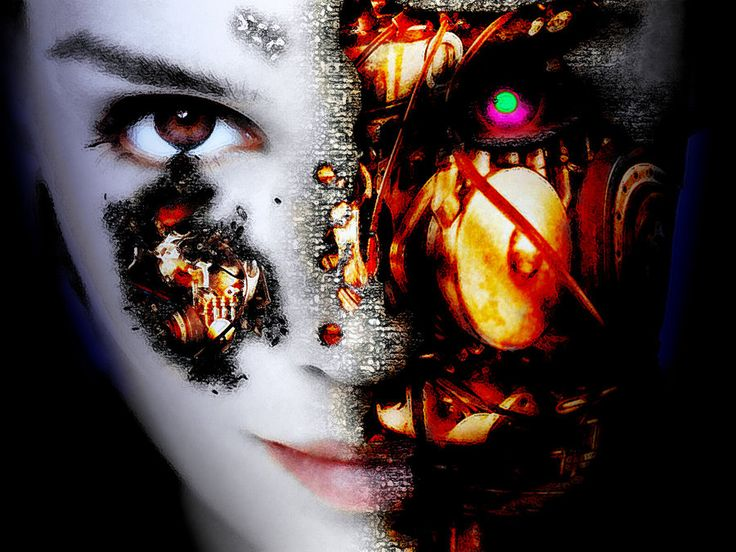 Robo Festival #DigitalArt #Photomanipulation #Photoshop ~