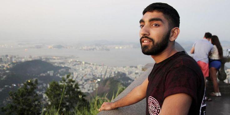 I udsendelsen 'På stoffer med Gud' møder BBC-ikonet Mawaan Rizwan indianere og unge brasilianere i sin søgen efter meningen med livet.