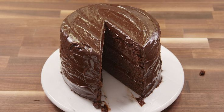 Matilda Chocolate Fudge Cake Recipe