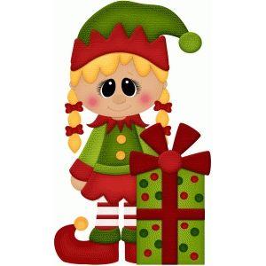 107 best Christmas Elves images on Pinterest | Christmas ...