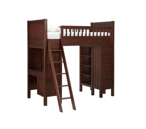 camp bunk system kids beds other metro pottery barn kids