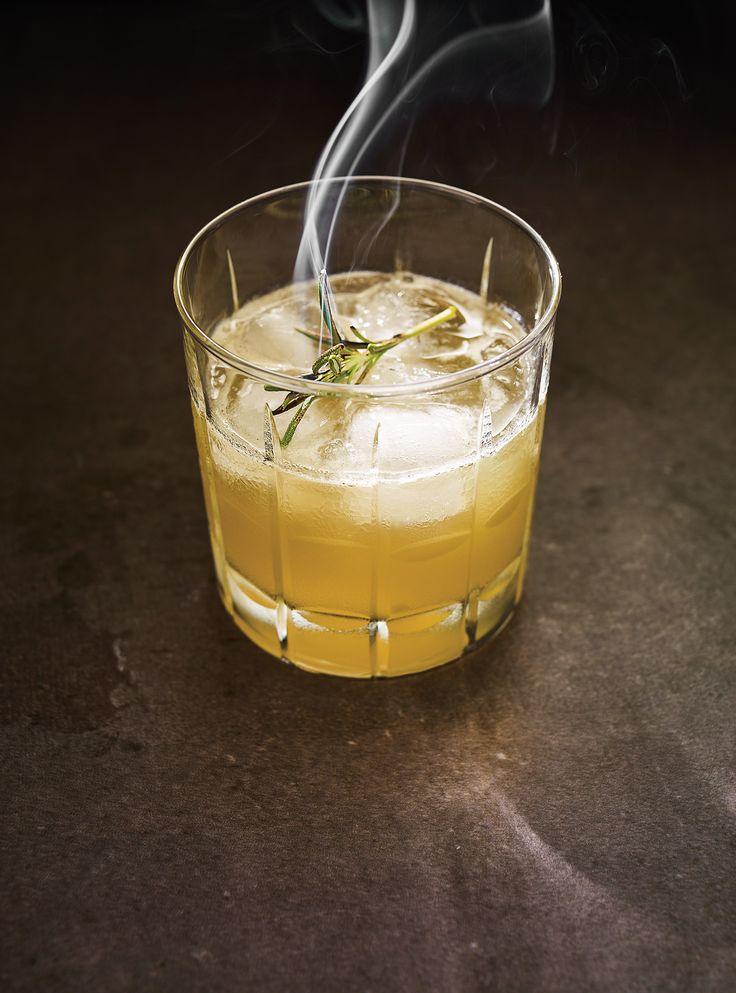 25 best cocktails images on pinterest cocktail for Cocktail whisky miel