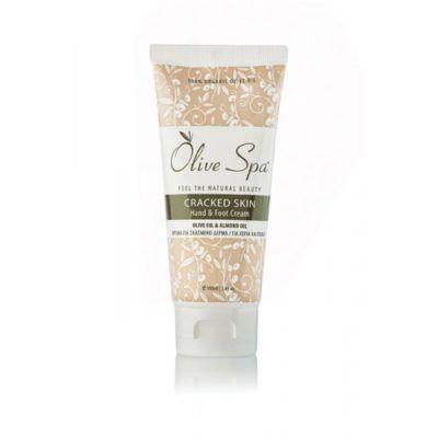 Gebarsten huid crème 100ml. vochtinbrengende en verzachtende crème.