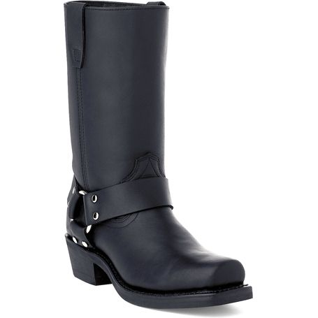 "Durango Women's 10"" Black Harness Boot - Style #RD510 - Durango Boot Company"