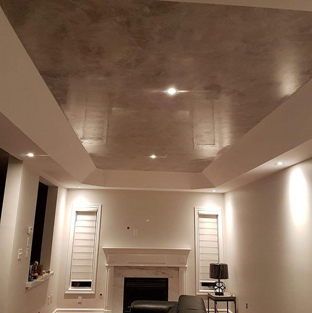 Authentic Venetian Plaster for your Toronto home. #venetianplaster #customfinishing#ceilingideas #colourworkspainting (scheduled via http://www.tailwindapp.com?utm_source=pinterest&utm_medium=twpin)