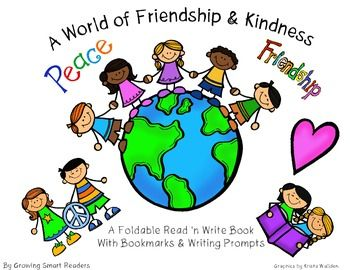 Promote friendship and kindness with your kids. WORLD KINDNESS DAY and FRIENDSHIP DAY are recognized as special calendar days! WORLD KINDNESS is celebrated by many countries across the globe on November 13th.   FRIENDSHIP DAY in the USA is the first Sunday in August. This year, it will be August 3rd.