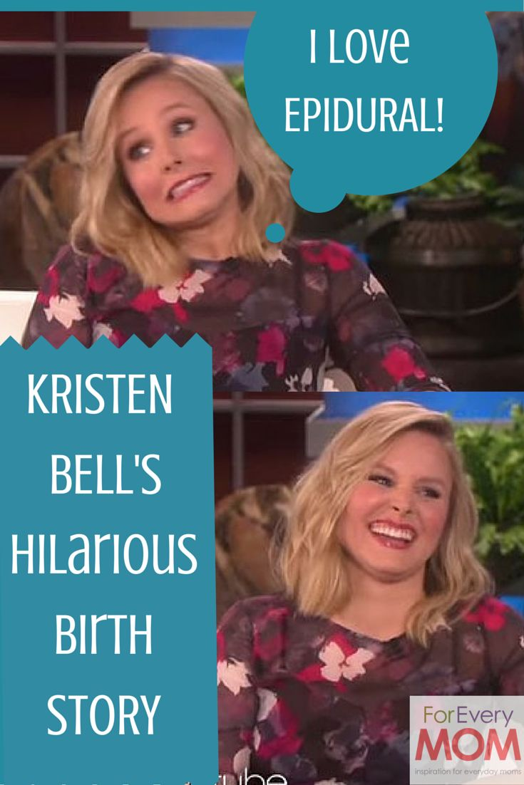 Kristen Bell video where she tells the hilarious birth story of her 2nd baby girl Delta Bell Shepard. Such a funny birth story. Kristen is hysterical!