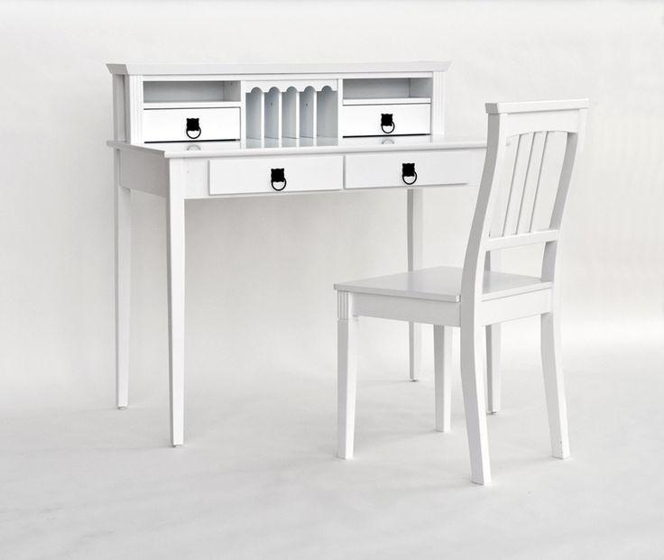 Katedral desk + chair, huddleCollection / ConfidentLiving