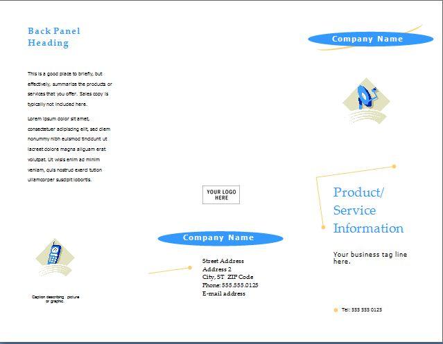 Die besten 25+ Pamphlet template Ideen auf Pinterest Broschüre - microsoft word pamphlet template
