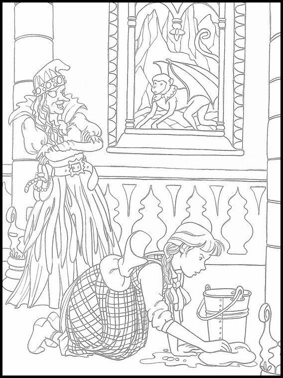 Der Zauberer Von Oz 23 Ausmalbilder Fur Kinder Malvorlagen Zum Ausdrucken Und Ausmalen Ausmalbilder Wenn Du Mal Buch Malvorlagen Zum Ausdrucken