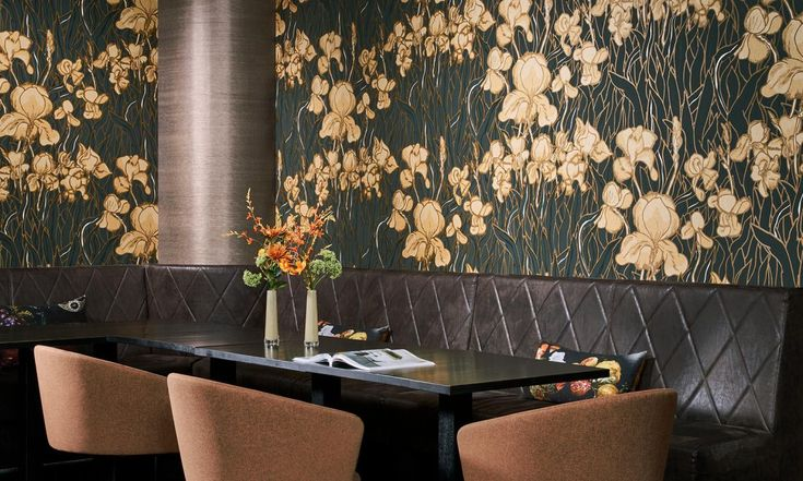Iris | Flavor Paper wallpaper | Collections | Arte wallcovering