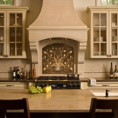 111 best Kitchen Range Hood images on Pinterest | Kitchen range ...