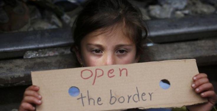 Ειδομένη: 9χρονο κοριτσάκι με ηπατίτιδα - Άγριο ξύλο για ένα ζευγάρι παπούτσια - Στο νοσοκομείο πρόσφυγας με κρανιοεγκεφαλικές κακώσεις
