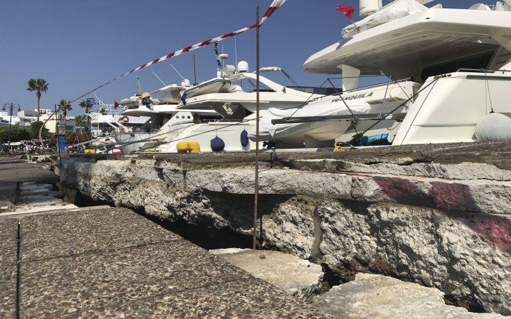 Rodospost.gr : Ξεκίνησαν τα έργα στο λιμάνι της Κω