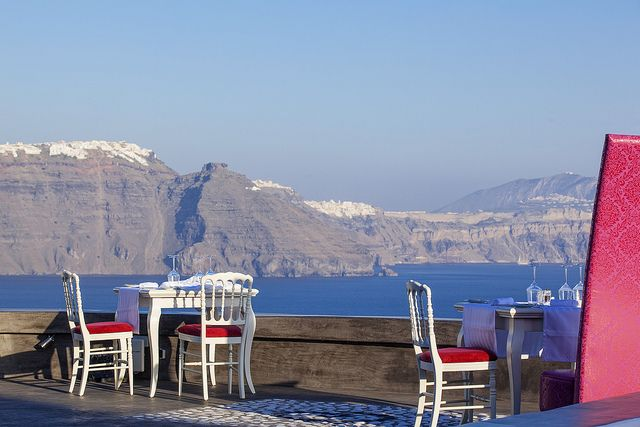 Andronis Boutique Hotel View |