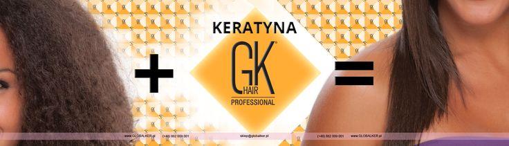 Keratin Treatment on http://keratyna.info/ with GK Hair® Juvexin® Global Keratin®