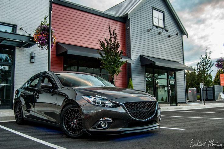 My 2015 Mazda 3 Bug Killer [2048x1370] : carporn