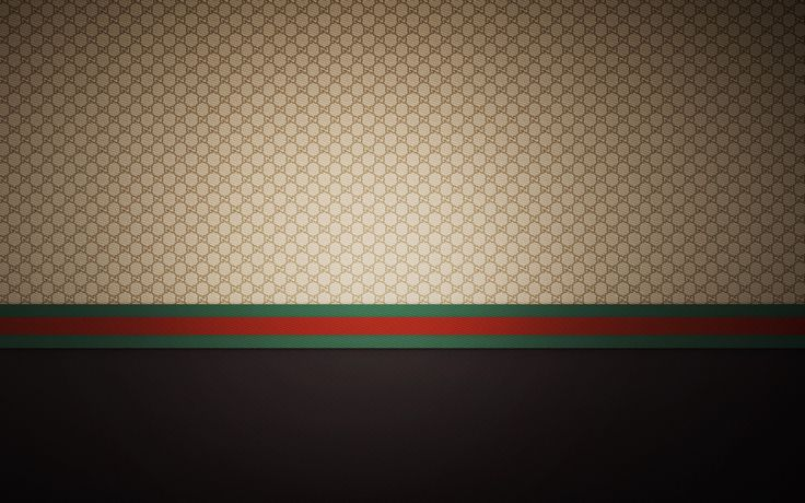 Gucci designer label patterns wall wallpapers HD.