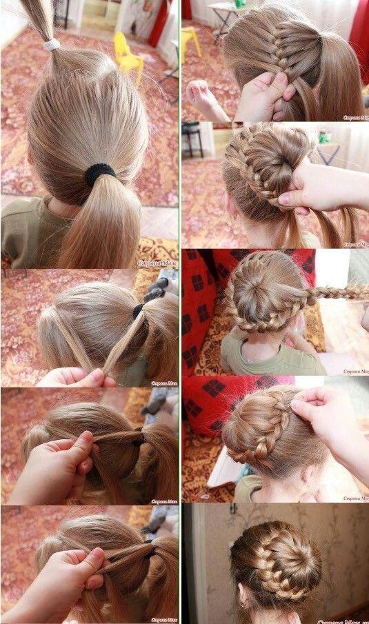Hair Styles For School Fur