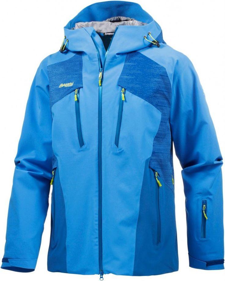 #Bergans #Oppdal #Skijacke #Herren #blau