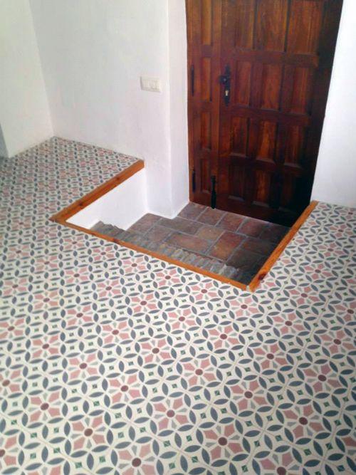 17 mejores ideas sobre escaleras de baldosas en pinterest for Escaleras baldosas ceramica
