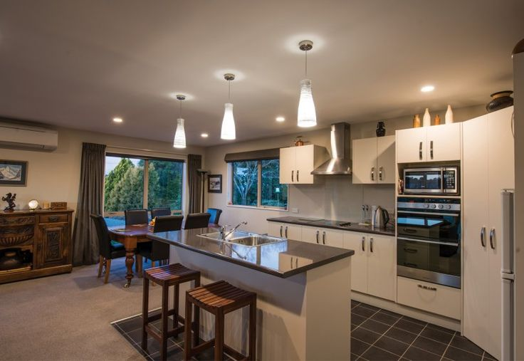 Versatile Homes and Buildings kitchen from a home in Sheffield, Canterbury