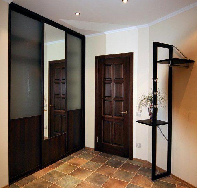 Встроенная мебель для прихожей, фото и рекомендации ...