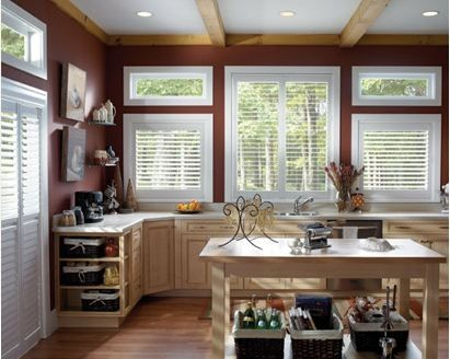 Classic Shutters Collection from Luxaflex | DesignMind