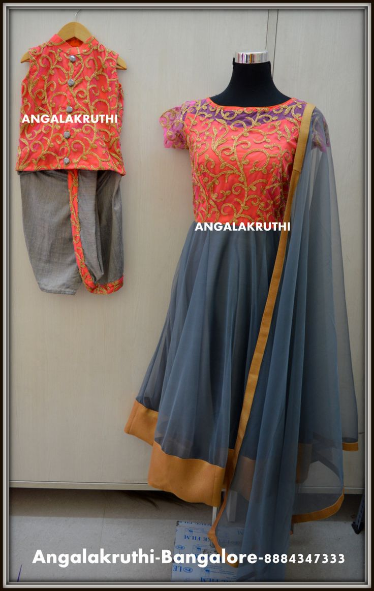 Mom and boy designs by Angalakruthi-Ladies and kids boutique in Bangalore- #mom and son matching dresses