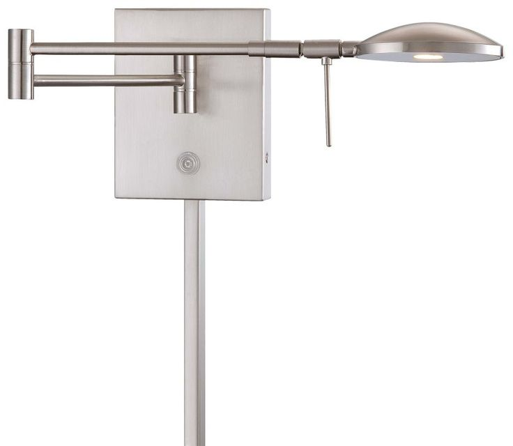Kovacs P4338 084 1 Light 625 Height ADA Compliant LED Plug In Wall Sconce