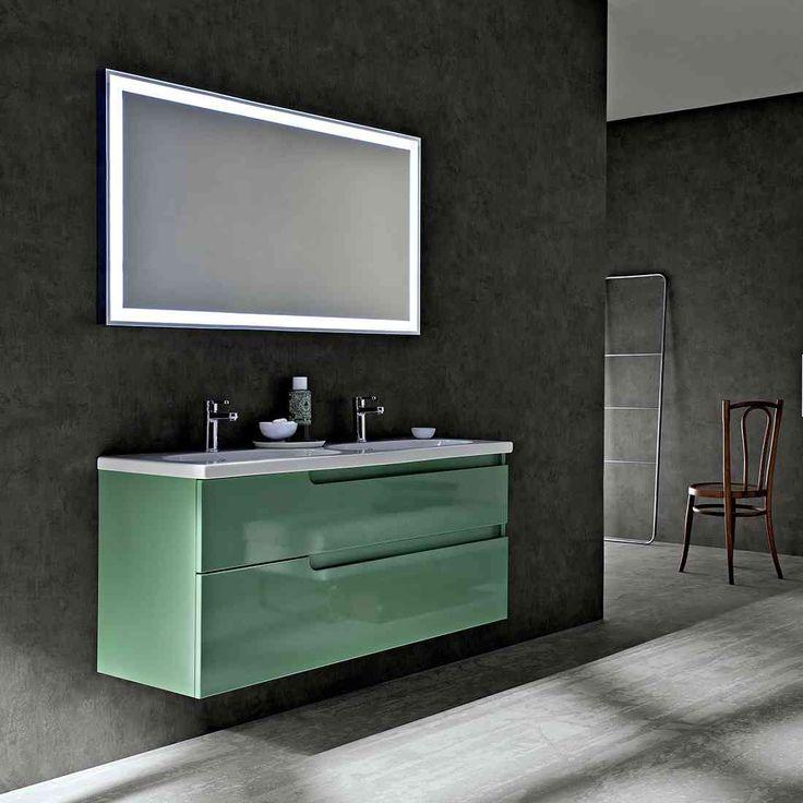 La linea di #mobili per il #bagno #Ryo di @cerasabagni si distingue per il suo carattere unico ideale per ogni esigenza. Varie soluzioni con mensoloni con #lavabo d'appoggio o vasche integrate in ecomalta. Un vero tocco di #stile per il tuo bagno. www.gasparinionline.it -  #arredo #design #bathroom #interiors #style #inspire #brescia