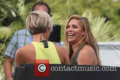 Candis Cayne and Charissa Thompson 11
