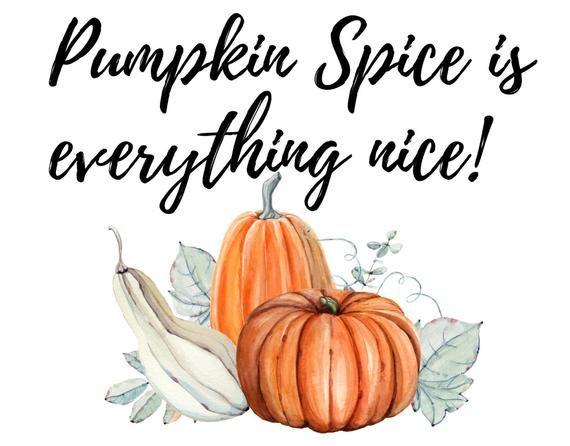 Pumpkin Spice Image Pumpkin Png Fall Waterslide Image Etsy Spice Image Pumpkin Png Pumpkin Spice