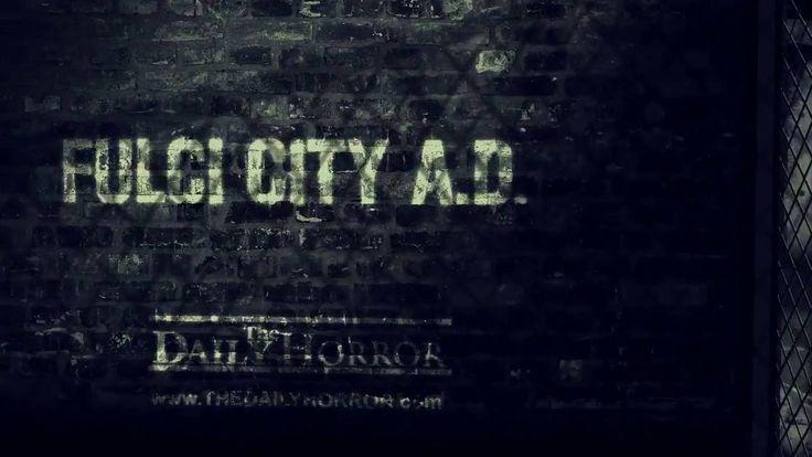 "Lucio Fulci Tribute "" Fulci City A.D."" - Fulci Lives Intro by Steve Diab..."