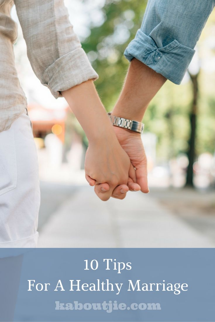 Being married is actually not easy, it takes a lot of hard work to maintain a healthy marriage, here are 10 tips for a healthy marriage.  #HealthyMarriage #HappyMarriage #MarriageTips
